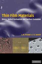 Thin Film Materials by L. B. Freund