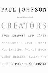Creators by Paul Johnson