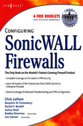 Configuring SonicWALL Firewalls by Dan Bendell