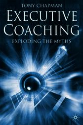 Executive Coaching by Tony Chapman