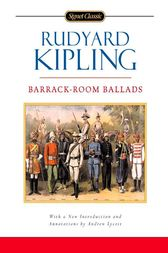 Barrack-Room Ballads by Rudyard Kipling