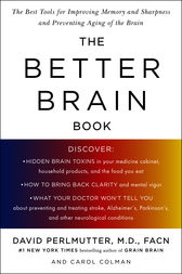 The Better Brain Book by David Perlmutter