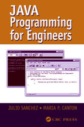 Java Programming for Engineers by Julio Sanchez