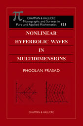 Nonlinear Hyperbolic Waves in Multidimensions