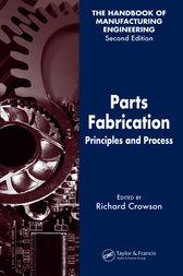 Parts Fabrication by Richard Crowson
