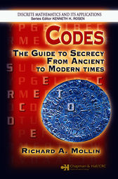 Codes by Richard A. Mollin