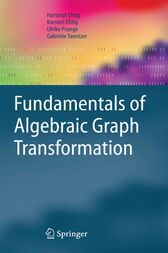 Fundamentals of Algebraic Graph Transformation by Hartmut Ehrig