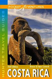 Costa Rica Pocket Adventures by Bruce Conord