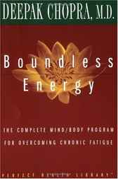 Boundless Energy by Deepak Md Chopra