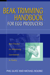 Beak Trimming Handbook for Egg Producers by Phil Glatz