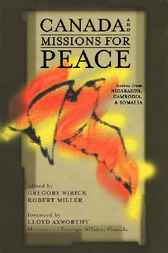 Canada and Missions for Peace by Gregory Wirick