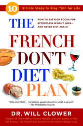 The French Don't Diet Plan by William Clower