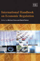 International Handbook on Economic Regulation by M. Crew