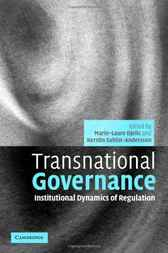 Transnational Governance by Marie-Laure Djelic