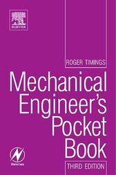 Mechanical Engineer's Pocket Book by Roger Timings