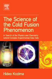 The Science of the Cold Fusion Phenomenon by Hideo Kozima