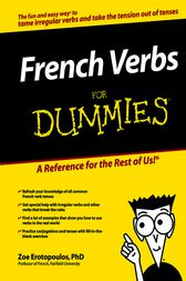 French Verbs For Dummies by Erotopoulos