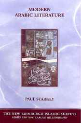 Modern Arabic Literature by Paul Starkey
