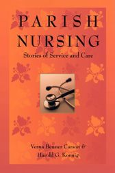 Parish Nursing by Verna Carson