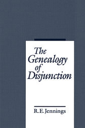 The Genealogy of Disjunction by R. E. Jennings