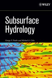 Subsurface Hydrology by George F. Pinder