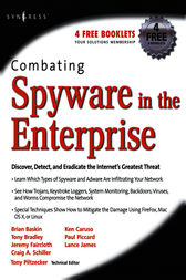 Combating Spyware in the Enterprise