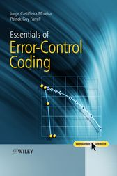 Essentials of Error-Control Coding by Jorge Castiñeira Moreira