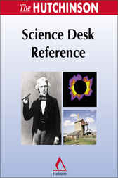 The Hutchinson Science Desk Reference by Helicon Publishing
