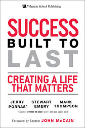 Success Built to Last by Stewart Emery