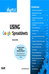 Using Google Spreadsheets (Digital Short Cut) by Michael Miller