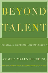 Beyond Talent by Angela Myles Beeching