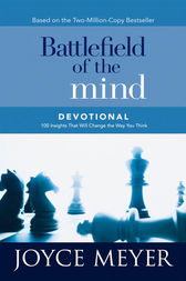Battlefield of the Mind Devotional by Joyce Meyer