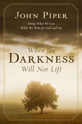 When the Darkness Will Not Lift: Doing What We Can While We Wait for God by John Piper
