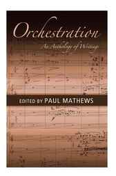 Orchestration by Paul Mathews