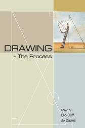 Drawing - The Process by Jo Davies