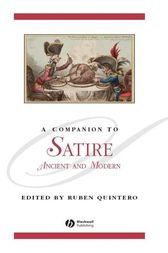 A Companion to Satire by Ruben Quintero