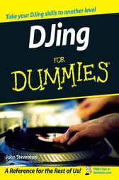 DJing for Dummies by John Steventon