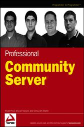 Professional Community Server by Wyatt Preul