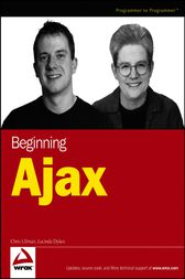 Beginning Ajax by Chris Ullman