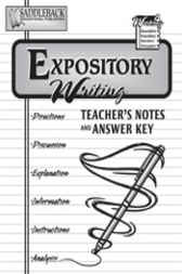 Expository Teacher Notes