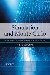 Simulation and Monte Carlo by J. S. Dagpunar