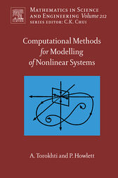 Computational Methods for Modeling of Nonlinear Systems by Anatoli Torokhti