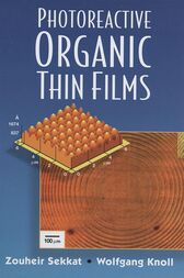 Photoreactive Organic Thin Films