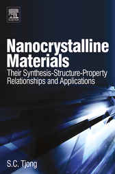 Nanocrystalline Materials by Sie-Chin Tjong