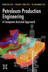 Petroleum Production Engineering by PhD Guo