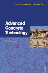 Advanced Concrete Technology by John Newman