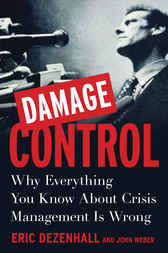 Damage Control by Eric Dezenhall