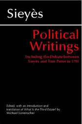 Political Writings by Emmanuel Joseph Sieyès