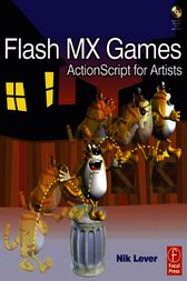 Flash MX Games by Nik Lever