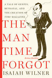 The Man Time Forgot by Isaiah Wilner